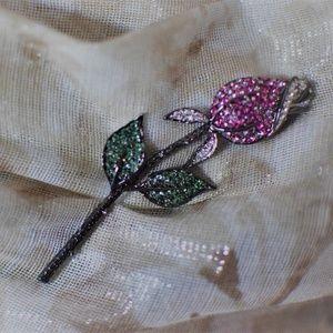 KENNETH JAY LANE Flower Pin
